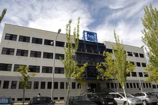 Sede de TVE en Prado del Rey