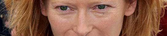 La actriz escocesa Tilda Swinton.