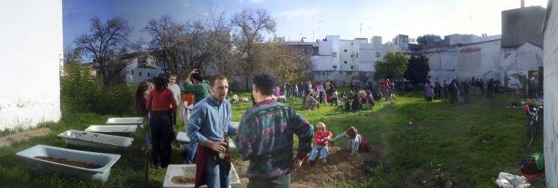 Los Vecinos No Quieren Que En El Huerto Del Rey Moro Se
