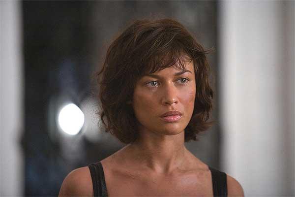 La nueva chica Bond, Olga Kurylenko.