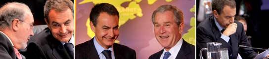 Zapatero, en la cumbre del G-20. (AGENCIAS)