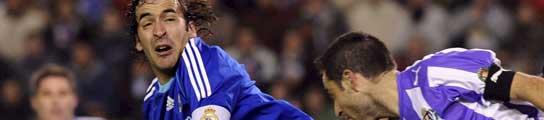 Un Madrid conformista cae en Valladolid y peligra el puesto de Schuster (1-0)