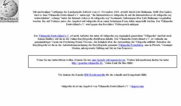 wikipedia alemana
