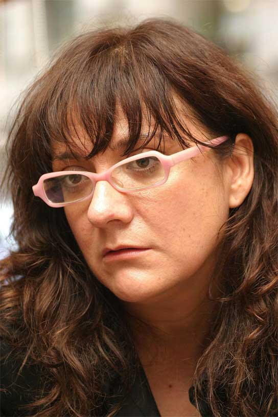 La cineasta Isabel Coixet.