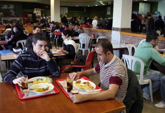 La cafetería de Psicología, el mejor lugar para comer según ...
