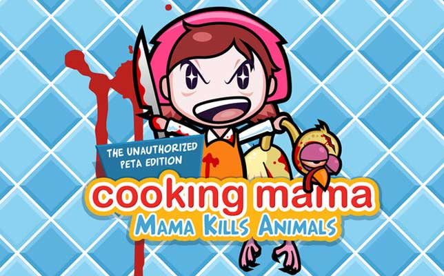 Cookin Mama: Mama Kills Animals