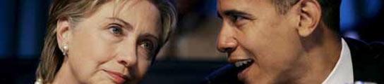 Hillary Clinton acepta la oferta de Obama para ser secretaria de Estado de EE UU