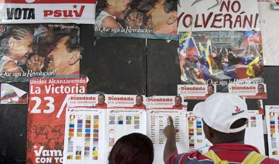 Venezuela (elecciones)