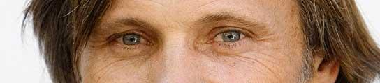 Viggo Mortensen, presentando en Madrid 'Appaloosa'.