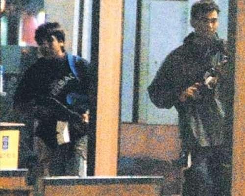 Terroristas en los atentados de Bombay
