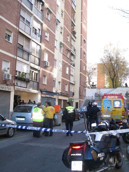 Una reyerta por celos en una vivienda del barrio del pilar - Pisos barrio del pilar madrid ...