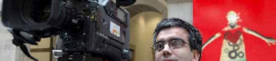 El director chileno José Luis Torres, en el Festival de Gijón