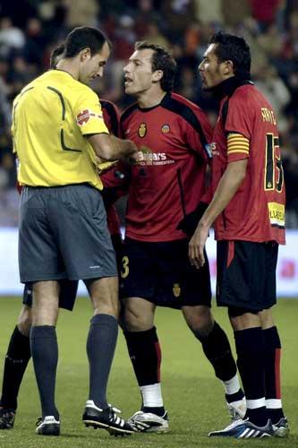Josemi y Arango con Alvarez Izquierdo