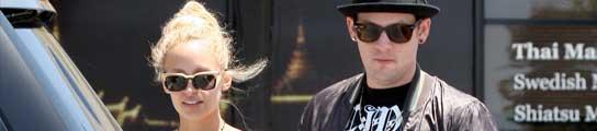 Nicole Richie y Joel Madden