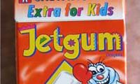 Chicles 'Jetgum'.