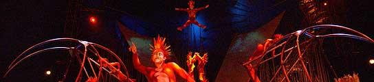 'Cirque du Soleil'