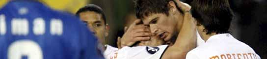 El Valencia se clasifica para los 1/16 de la UEFA con un empate en casa frente al Brujas