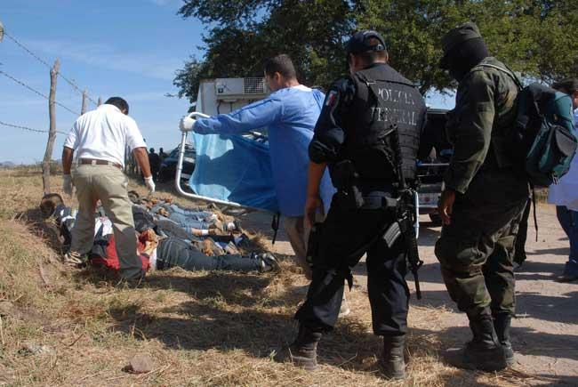 Matanza en Sinaloa (México)