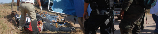 La cuna de los capos mexicanos supera los mil muertos este año tras otra matanza