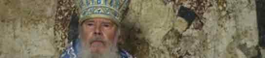 El fallecido Patriarca Alexiy II