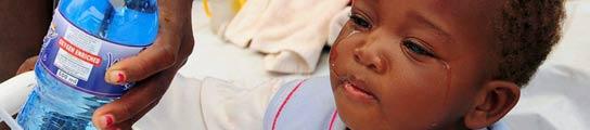 Cólera en Zimbabue