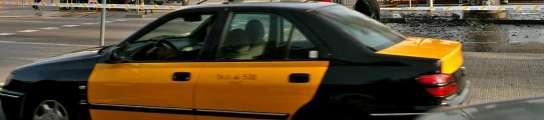 Barcelona tendrá taxis para mujeres  (Imagen: 20MINUTOS.ES)