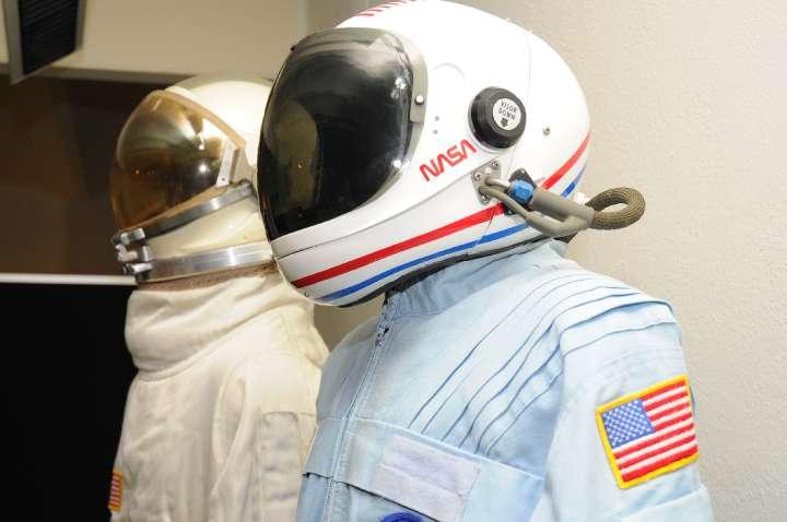 Vivir en el espacio... no es tan diferente