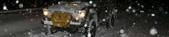 El Ejército reascata a 120 personas atrapadas por la nieve en León