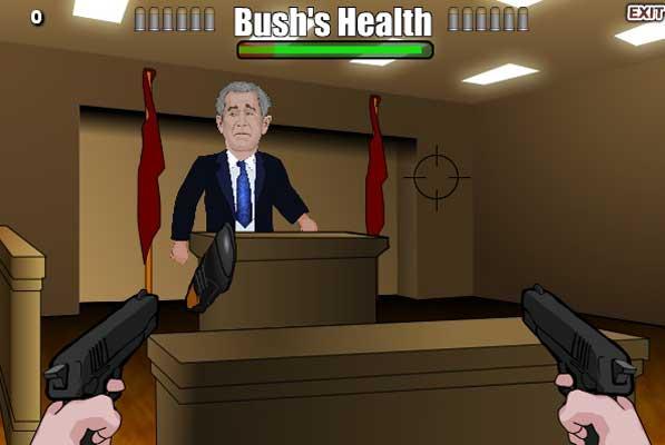 Juego de George Bush