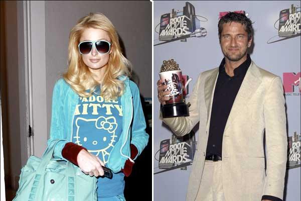 Paris Hilton y Butler