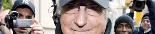 Telefónica y la Caixa admiten pérdidas de casi 11 millones por el fraude de Madoff