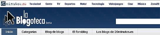 Si tienes un blog, tiene que estar en LaBlogoteca