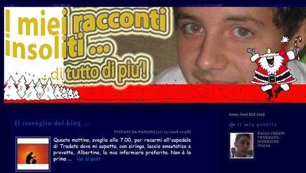 El blog de Paolo Crespi