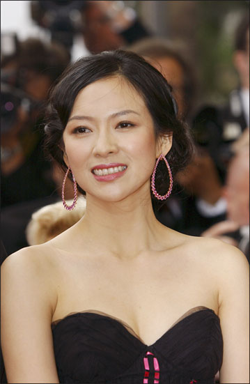 Zhang ziyi 2046 - 4 9