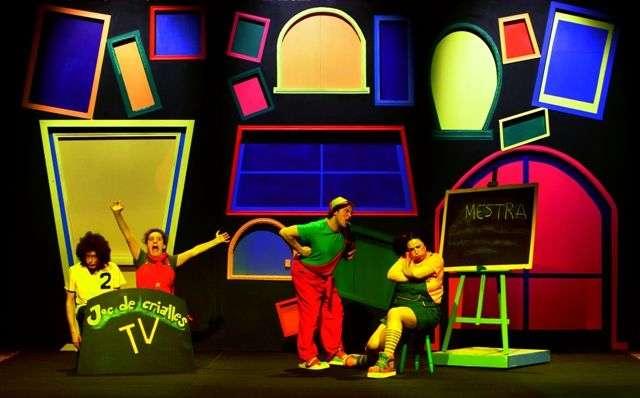Teatro infantil en el Olympia