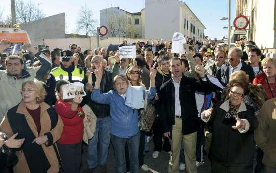 Moción de censura en Pinto.