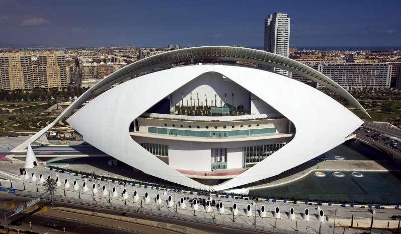 Palau de Les Arts de Valencia