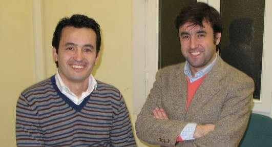 Manuel y Plácido Iglesias