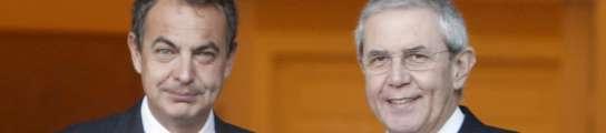 Zapatero y Touriño