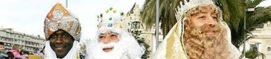 Los Reyes Magos en Bilbao