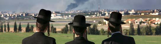 Judías ultra-ortodoxos