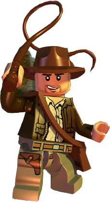 Lego Indy.