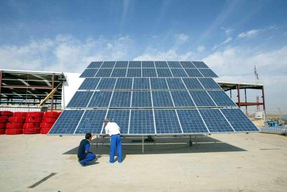 M s de hogares sevillanos utilizan ya placas - Placas solares en sevilla ...