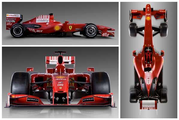 Ferrari desvela los secretos del nuevo F60