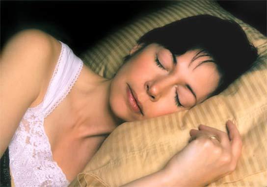 A menos sueño, más catarros