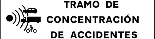 Comienza la señalización de los 776 'puntos negros' de las carreteras españolas