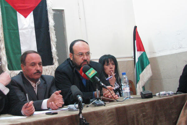 Facciones palestinas