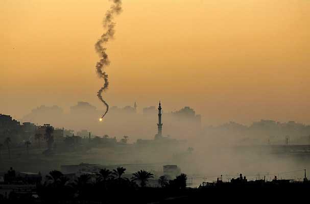 Ofensiva de Israel sobre Gaza