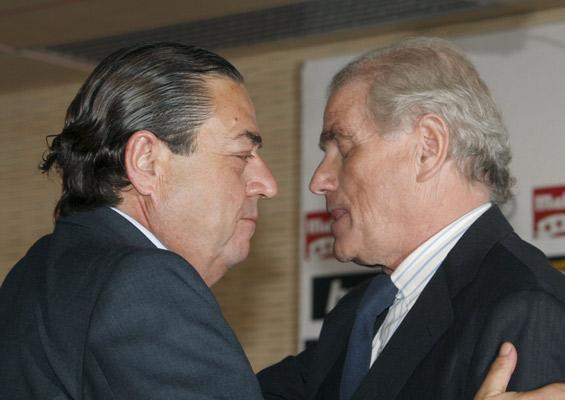 Ramón Calderón y Vicente Boluda