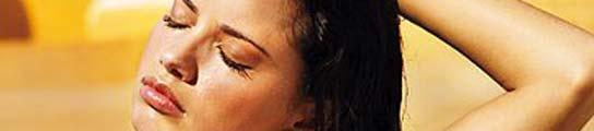 Adriana Lima, en una de las imágenes del catálogo de Victoria's Secret